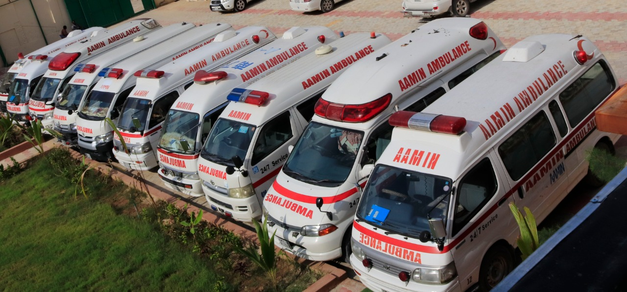 Aamin Ambulances